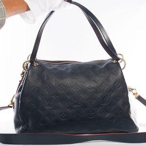 Auth Louis Vuitton Ponthieu PM Shoulder Bag
